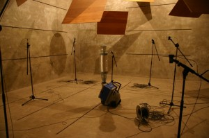 Seminar Acoustical Testing Methods - Measurement of sound power of machines and devices in the reverberation chamber