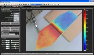 "software interface ""Scan&Paint"