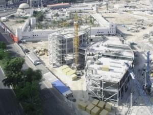 Referenz-Projekt:Erstellung von Schallschutz-Gutachten für Ausstellungszentrum in Abu Dhabi (Bauakustik - Luftschalldämmung, Trittschalldämmung, Schwingungsisolation bei Erschütterung; Raumakustik - Nachhallzeit, Schallausbreitung)