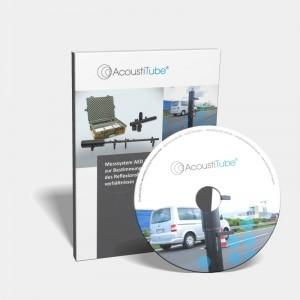 Software Impedanzrohr zur Messung von Schallabsorptionsgrad