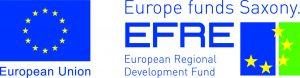 Europe funds Saxony: EFRE - European Regional Development Fund