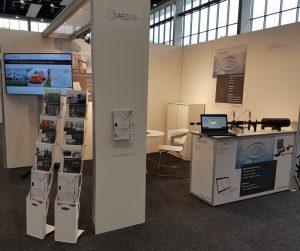 Messe Acoustex Düsseldorf 2019 - AED