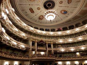 Design, Roomacoustics, Operaper